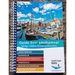 Guide över gästhamnar längs södra Östersjökusten