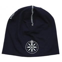 Marinblå mössa med SXK-logga