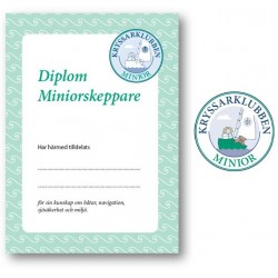 Diplom Minorskeppare