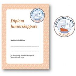 Diplom Juniorskeppare