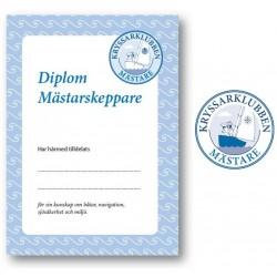 Diplom Mästarskeppare