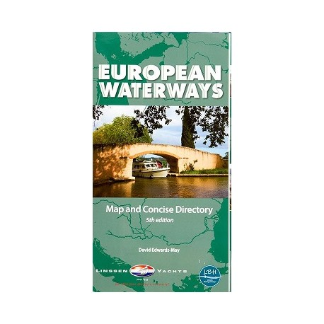 European Waterways Map and Concise Directory